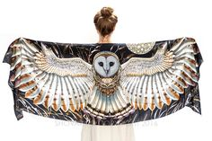 http://sosuperawesome.com/post/153800277537/new-barn-owl-scarf-designs-by-shovava-on-etsy