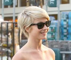Julianne Hough Pixie Trend