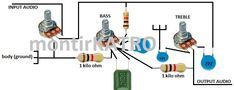 Tone Control sederhana tapi mampu menghasilkan audio HiFi | guruKATRO Hifi Audio, Car Audio, Electronic Circuit Design, Electrical Circuit Diagram, Electronics Basics, Stereo Amplifier, Communication, Led, Technology
