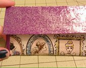 Little Girl Duct Tape pouch/wallet