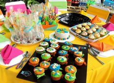 Event- Cupcakes, Mini Cake and Cakepops
