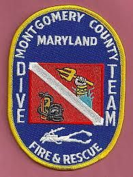 Montgomery County Maryland Fire Department Dive Rescue Team