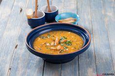 Receita de Receita de sopa do fiel amigo. Descubra como cozinhar Receita de sopa do fiel amigo de maneira prática e deliciosa com a Teleculinária!