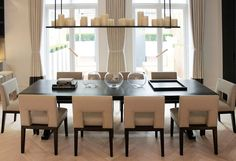 Dining rooms from The Sofa and Chair Company