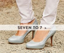 Seven to 7 Colorblock, perfect for spring!  #PoweredByRockport