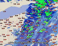 Embedded image permalink We have a lot of high winds today East of the Great Lakes but no snow storm as we had thought was a great posibility! I guess Mother Nature showed us who was boss, once again! Len Holliday with StormyWeatherService@EmergencyWxNet!