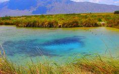 Poza Azul. Mountains, Nature, Painting, Travel, Art, Blue Nails, Scenery, Art Background, Naturaleza