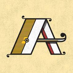 A. Justin Pervorse is an illustrator and designer for MailChimp out of Atlanta.