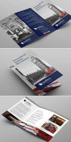 6 page leaflet design. Leaflet Design, Printing, Graphic Design, Visual Communication, Flyer Design