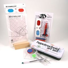 Great gift idea for a kid who likes to draw