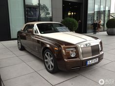 ❦ Rolls-Royce Phantom Drophead Coupé