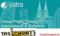 Get Rs 550 per person #Discount on One Way Trip with #Yatra