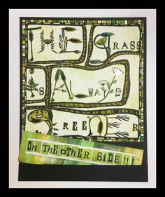 DT card made for Clarity Stamp on HOCHANDA TV Feb 2016 By Sam Crowe