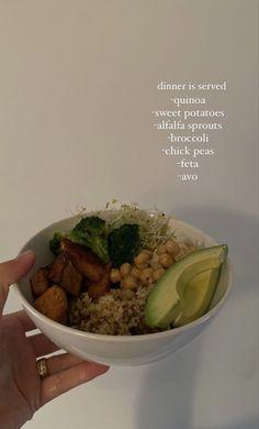 Vegetarian Recipes, Cooking Recipes, Healthy Recipes, Plats Healthy, Healthy Snacks, Healthy Eating, Think Food, Food Goals, Food Is Fuel