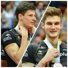Dziś bezpośredni pojedynek pomiędzy tymi dwoma panami  I komu ja mam kibicować?  @karolklos vs. @sreckolisinac_20  #memorialhubertawagnera #memoriałhubertajerzegowagnera #krakow #reprezentacja #poland #serbia #volleyball #volley #siatkówka #volleyfamily #pgeskra #skrabełchatów #skra #sport #sportphotography #sportphoto