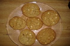 White Chocolate Macadamia Nut Cookies. Photo by BamaBelle30