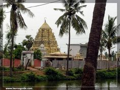 "Sri Bhimeswara Temple is the abode of Lord Bhimeswara Swamy (Lord Shiva) and his wife Goddess Manikyamba is located Draksharamam, East Godavari District, Andhrapradesh, India. The main deity of the temple is in the form of Linga 2.6metres height is said to be a large crystal (known Spatika Linga).  The temple is popularly known as Dakshina Kasi Kshetram. Draksharama temple is one of five powerful temples of Lord Shiva known as ""Pancharamas"" in Andhrapradesh."