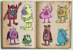 div troll chars Art Forms, Troll, Snoopy, Concept, Illustration, Artist, Fictional Characters, Illustrations, Artists