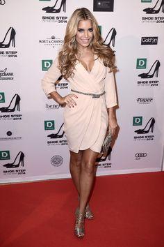 Sylvie Meis Style - November 2014
