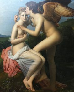 real housewives of athens: Baron Francois Gerard Amor and Psyche