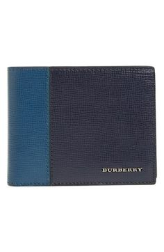 BURBERRY Leather Wallet. #burberry #bags #leather #wallet #accessories #