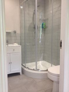 #VPShareYourStyle Lee from Brighouse shows us how superb the V6 Quadrant Shower Enclosure looks in a white bathroom.