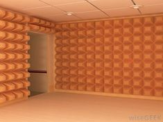 Acoustical ceiling tiles are a type of covering that are used on the ceiling of a room. The main purpose of acoustical ceiling. Soundproofing Walls, Soundproofing Material, Diy Soundproof Room, Cheap Curtains, Diy Curtains, Drum Room, Recording Studio Home, Best Insulation, Inspiration Design