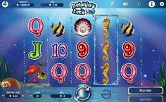 Dolphin´s Luck - http://jocuri-pacanele.com/jocuri-pacanele-dolphins-luck-online-gratis/