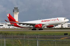 Angel Moreno - Avianca Cargo / Airbus A330-243F / N334QT departure SJU Great color and departure for this Avianca Cargo.