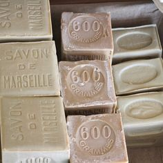 Savon de Marseille Soap:  The Pear Tree store