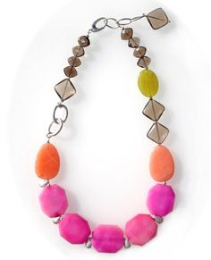 Jewel brights by South African-born jeweller Kirsten Goss.