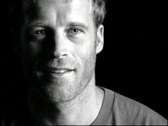 Mark Valley, I met this guy this past weekend! Super nice and just as good looking in person!!!