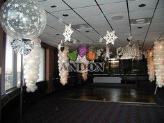 Winter Wonderland, Balloons, Chandelier, Ceiling Lights, Lighting, Christmas, Home Decor, Globes, Xmas
