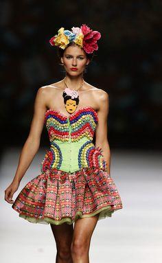 Maya Hansen - Maya Hansen - Madrid - Mujer - Primavera Verano 2013 - Topical Punk collection
