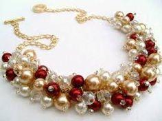 Resultado de imagen para collares de perlas   para novias