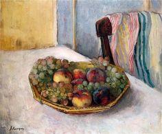 Henri Lebasque (French, 1865–1937) - Still life