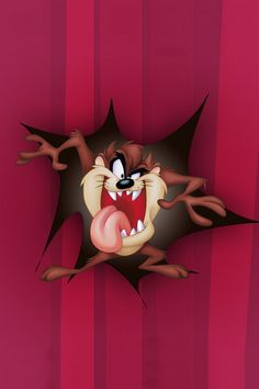 I love watching cartoons. when i was a kid i would watch them all the time. My favourite cartoon character is Taz.