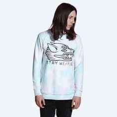 Stay Weird Sweater #DDXMASWISHLIST