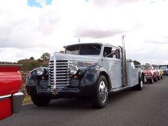 Diamond T Dodge Trucks, Tow Truck, Pickup Trucks, Custom Trucks, Custom Cars, Reds Bbq, The Good German, Bbq Apron, American Legend