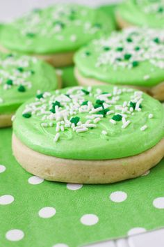 A thick, soft sugar cookie with a thick creamy layer of frosting, these are heavenly! For me the loft house cookie will always make me feel young. I remember those pink frosted cookies so well. The soft cookie with the right amount of creamy frosting on top. As a young kid, my friends and I...Read More »