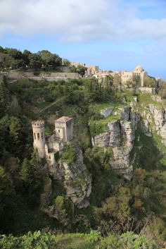 Erice (Trapani), Sicily, Italy #erice #sicilia #sicily
