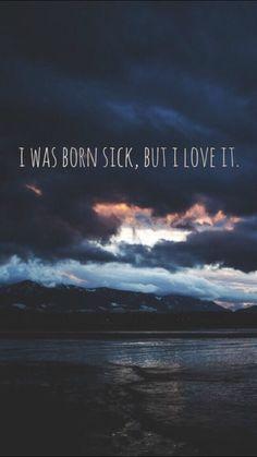 Grunge dark quote depressed wallpaper