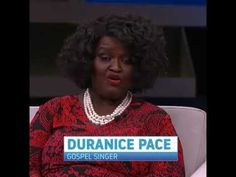 Duranice Pace LIVE interview with Steve Harvey