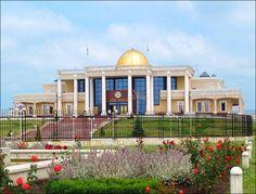 Ingushetia Republic President palace