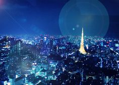 japan. This scene reminds me of Sailor Moon. A small dream! :)