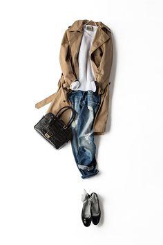 Fashion Tips 101 .Fashion Tips 101 Daily Fashion, Love Fashion, Spring Fashion, Winter Fashion, Fashion Looks, Womens Fashion, Fashion Trends, Fashion Tips, Mode Jeans