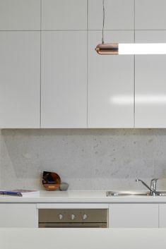 Workspace Design, Kitchen Design, Layout, Ceiling Lights, Home Decor, Cuisine Design, Decoration Home, Page Layout, Room Decor