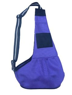 Evergreens Mesh Fabric Pet Dogs Sling Carrier Bag * Find out more about the great product at the image link. (This is an affiliate link and I receive a commission for the sales)
