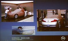 OG | 2007 Infiniti G35/G37 / Nissan Skyline | Design process