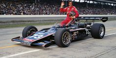 A very young David Hobbs at Indy Indy Car Racing, Indy Cars, Sprint Cars, Race Cars, David Hobbs, Marquee Events, Indianapolis Motor Speedway, National Championship, Champs